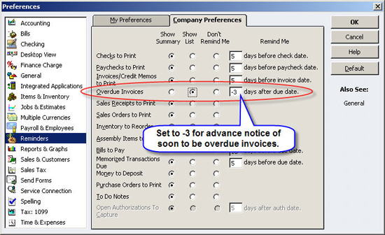 7 Ways To Use Quickbooks To Manage Collections Chiampou Travis