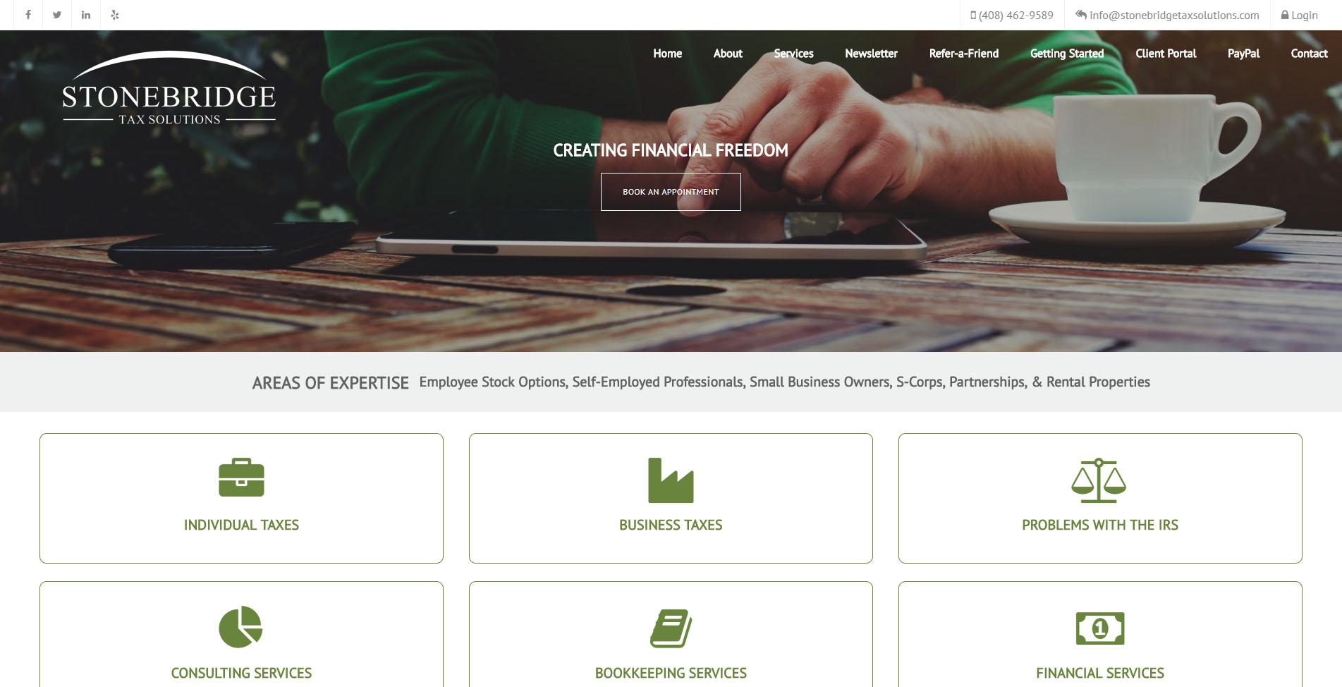 Websites for CPAs: Custom Website Design Services for CPAs and ...